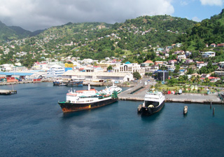 Port Kingstown Saint-Vincent-et-Grenadines